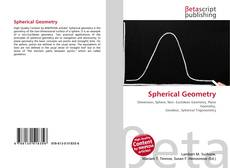 Bookcover of Spherical Geometry
