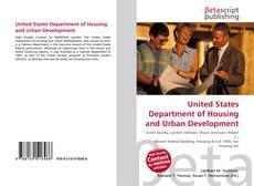 Borítókép a  United States Department of Housing and Urban Development - hoz