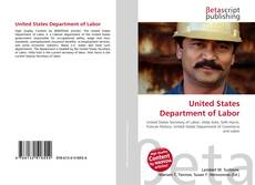 Buchcover von United States Department of Labor