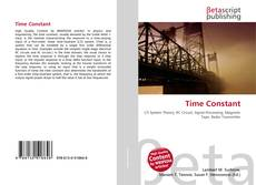 Bookcover of Time Constant