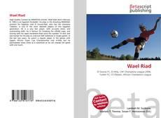 Bookcover of Wael Riad