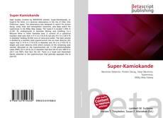 Bookcover of Super-Kamiokande