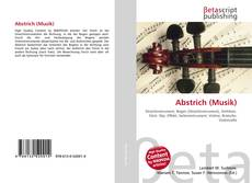 Bookcover of Abstrich (Musik)
