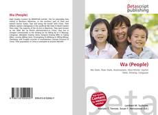 Buchcover von Wa (People)