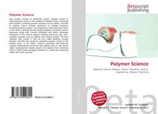 Bookcover of Polymer Science