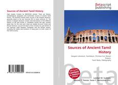 Bookcover of Sources of Ancient Tamil History