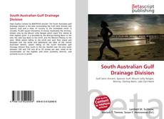 Bookcover of South Australian Gulf Drainage Division