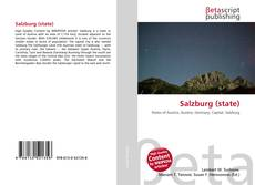 Buchcover von Salzburg (state)