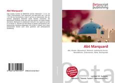 Bookcover of Abt Marquard