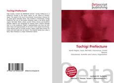 Tochigi Prefecture的封面