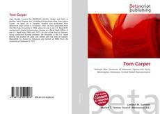 Buchcover von Tom Carper