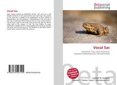 Capa do livro de Vocal Sac