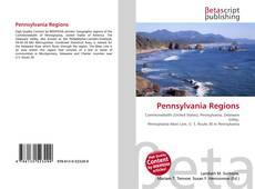 Bookcover of Pennsylvania Regions