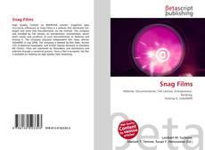 Bookcover of Snag Films