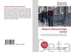 Capa do livro de Woburn Memorial High School