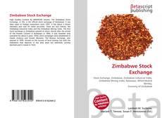 Bookcover of Zimbabwe Stock Exchange