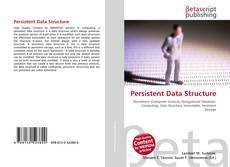 Capa do livro de Persistent Data Structure