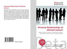 Bookcover of Personal Relationships of Michael Jackson