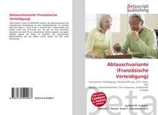 Buchcover von Abtauschvariante (Französische Verteidigung)