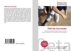 Bookcover of TNA No Surrender