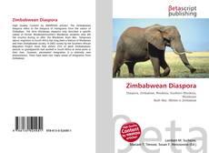 Capa do livro de Zimbabwean Diaspora