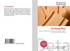 Bookcover of Vo Hong Phuc