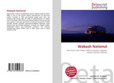 Bookcover of Wabash National