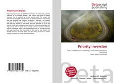 Portada del libro de Priority Inversion