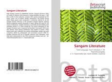 Copertina di Sangam Literature