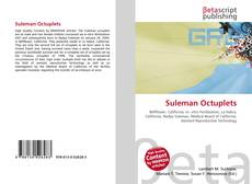 Bookcover of Suleman Octuplets
