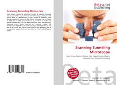 Bookcover of Scanning Tunneling Microscope