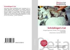 Обложка Schrödinger's Cat