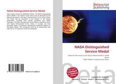 Обложка NASA Distinguished Service Medal