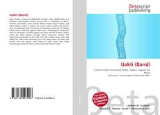 Bookcover of Uakti (Band)