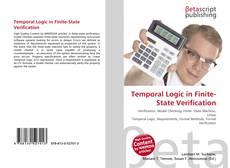 Temporal Logic in Finite-State Verification kitap kapağı