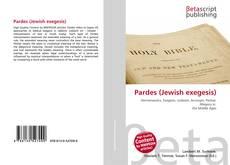 Pardes (Jewish exegesis)的封面