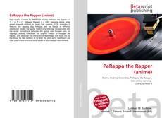 Bookcover of PaRappa the Rapper (anime)