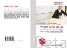 Bookcover of Wabash Valley College