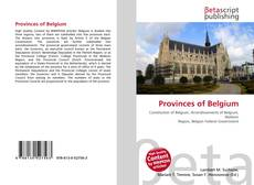 Couverture de Provinces of Belgium