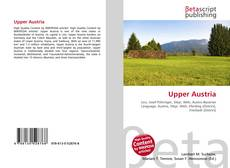Upper Austria kitap kapağı