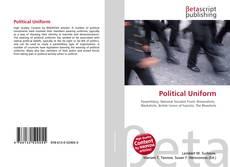 Buchcover von Political Uniform