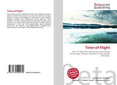 Time-of-Flight kitap kapağı