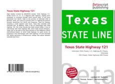 Buchcover von Texas State Highway 121