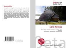 Sámi Politics的封面