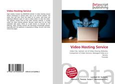 Bookcover of Video Hosting Service