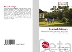 Bookcover of Research Triangle