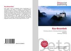 Capa do livro de Raa-Besenbek