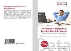 Bookcover of Orthogonal Frequency-Division Multiple Access