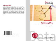 Portada del libro de Ra Kyung-Min