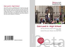 Portada del libro de Oak-Land Jr. High School